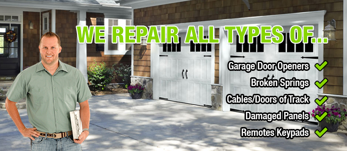 Garage Door Repair Arvada CO